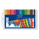 Флумастри 24 цв. STAEDTLER Noris Club 325