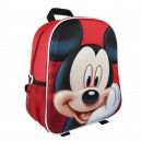 MICKEY MOUSE 3D малка раница