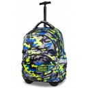COOLPACK Starr Camo Fusion Yellow раница на колела