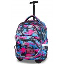 COOLPACK Starr Camo Fusion Pink раница на колела