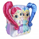 SHIMMER and SHINE 3D малка раница