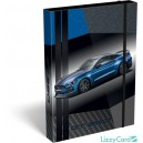 LizzyCard Ford Mustang Shelby кутия с ластик А4