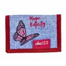 ABC123 Butterfly портмоне