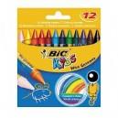 BIC Kids Пастели 12цв.