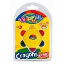 Colorino Kids STAR пастели за най-малките 6 цв.