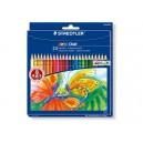 Цветни моливи 24 цв. STAEDTLER Noris Club 144