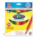 Цветни моливи 24 цв. Carioca