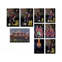 Тетрадка голям формат А4 60л Barcelona