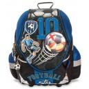 FOR Me Football blue анатомична ученическа раница