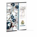 ARS UNA Real Madrid А4 тетрадка голям формат