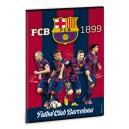ARS UNA FCBarcelona A4 тетрадка голям формат