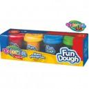 Colorino Fun Dough мек пластелин 4 цвята