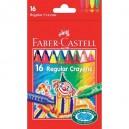 Faber-Castell восъчни пастели 16 цв.