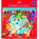 Faber-Castell маслени пастели 24 цв.
