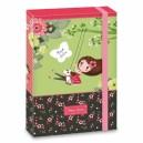 Ars Una Mon Amie кутия с ластик А4
