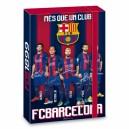 Ars Una FCBarcelona кутия с ластик А4