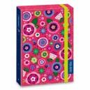Ars Una La Belle Fleur кутия с ластик А4