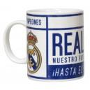 Real Madrid керамична чаша