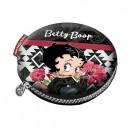 Betty Boop кръгло портмоне