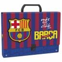FC Barcelona куфарче с дръжка