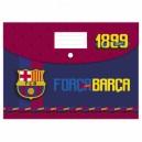 FC Barcelona папка с копче