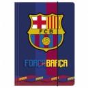 FC Barcelona папка с ластик