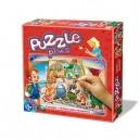 D-Toys Пъзел Plus Пинокио 24+35 ел.