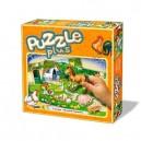 D-Toys Пъзел Plus Животни 24+35 ел.