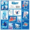 Finding Dory стикери 16 х 16 см