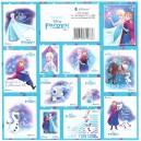 Frozen стикери 16 х 16 см