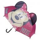 MINNIE 3D чадър 42 см