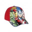 АVENGERS шапка с козирка