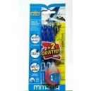 MITAMA Goody 3 бр изтриваеми химикалки с подарък гума