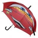 CARS автоматичен чадър 45 см