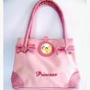 PRINCESS чанта за рамо с две дръжки