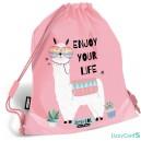 LizzyCard LOLLIPOP Lama LOL спортна торба
