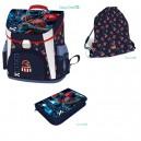 LizzyCard Xcited Allstar комплект раница, несесер и спортна торба