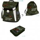 LizzyCard Peace Picel комплект раница, несесер и спортна торба