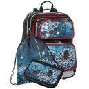 BAGMASTER Galaxy 8B комплект раница, несесер и спортна торба