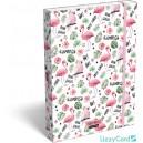 LizzyCardLollipo Funmingo кутия с ластик А4