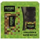 DF 18 PIXELS комплект бутилка и кутия за храна
