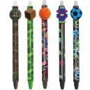 COOL PACK Boys комплект  5 бр. химикалки с гума