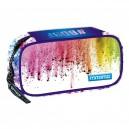 MITAMA Color Splash овален несесер с пособия