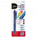 KIDEA изтриваема химикалка 3 цвята