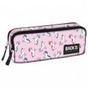 BackUp 3 B 70 Pink Unicorn несесер с 2 ципа