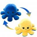 Октопод с две лица плюшен