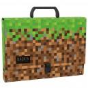 DF 18 Pixel куфарче с дръжка
