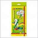 Цветни моливи 12 цв. GABOL